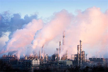 Petrochemical Plant, West Lothian, Grangemouth, Scotland Stock Photo - Rights-Managed, Code: 700-01880379