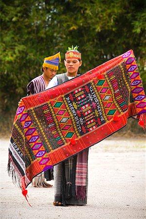 Performance of Tortor Dance, Samosir Island, Sumatra, Indonesia Stock Photo - Rights-Managed, Code: 700-02046545