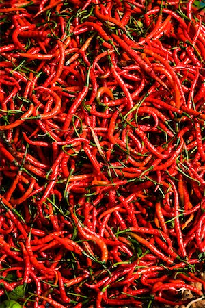 Chili Peppers Stock Photo - Rights-Managed, Code: 700-02046566