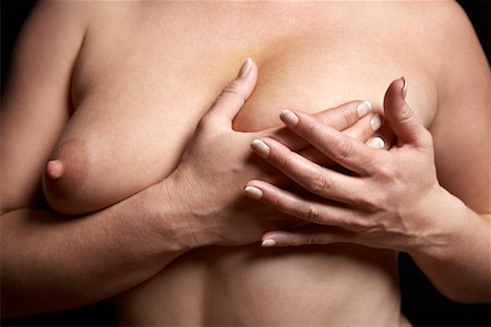 Close-up of Woman's Breasts Stock Photo - Rights-Managed, Code: 700-02056623
