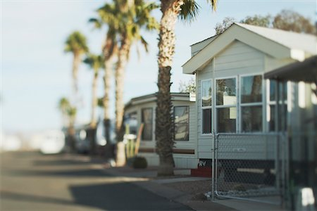 Trailer Park Stock Photo - Rights-Managed, Code: 700-02063977