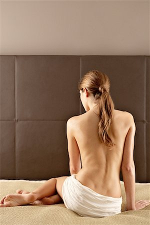 Rear View of Woman Stock Photo - Rights-Managed, Code: 700-02121378