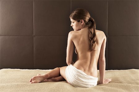 Nude of Woman Stock Photo - Rights-Managed, Code: 700-02121416