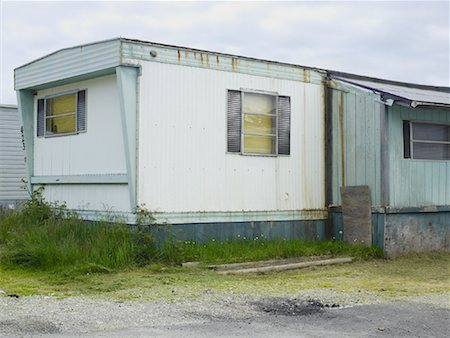 Trailer Home Stock Photo - Rights-Managed, Code: 700-02123742