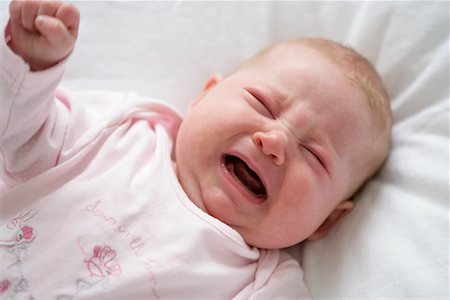 Baby Crying Stock Photo - Rights-Managed, Code: 700-02130439
