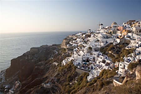 Oia, Santorini, Greece Stock Photo - Rights-Managed, Code: 700-02176101