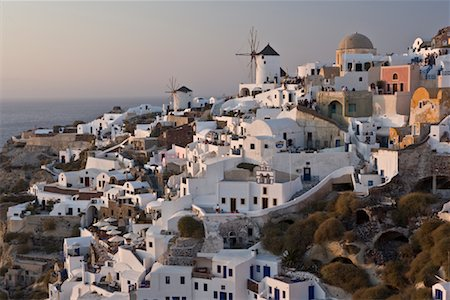Oia, Santorini, Greece Stock Photo - Rights-Managed, Code: 700-02176102