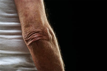 Man's Elbow Stock Photo - Rights-Managed, Code: 700-02199957