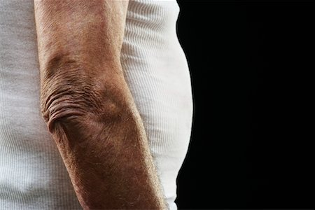 Man's Elbow Stock Photo - Rights-Managed, Code: 700-02199958