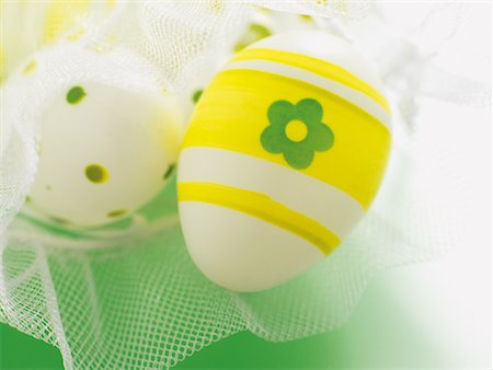 Close-up of Easter Eggs Stock Photo - Rights-Managed, Code: 700-02245176