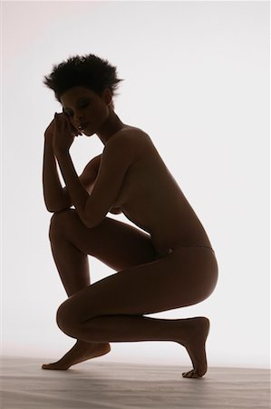 Nude Woman Stock Photo - Rights-Managed, Code: 700-02245308