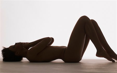 Nude Woman Stock Photo - Rights-Managed, Code: 700-02245310