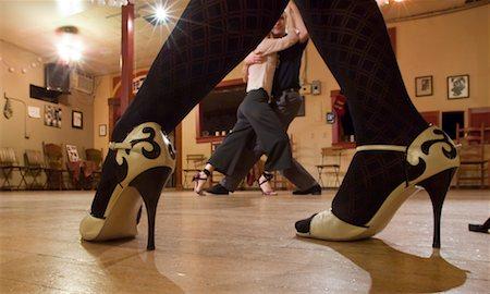 Tango Lesson, Portland, Oregon Stock Photo - Rights-Managed, Code: 700-02265190