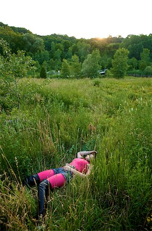 dead female body - Woman's Body in Field, Toronto, Ontario, Canada Stock Photo - Rights-Managed, Code: 700-02348154