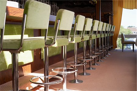 european cafe bar - Row of Bar Stools, Gromitz, Schleswig-Holstein, Germany Stock Photo - Rights-Managed, Code: 700-02371471