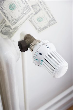 American Currency by Thermostat Stock Photo - Rights-Managed, Code: 700-02428570