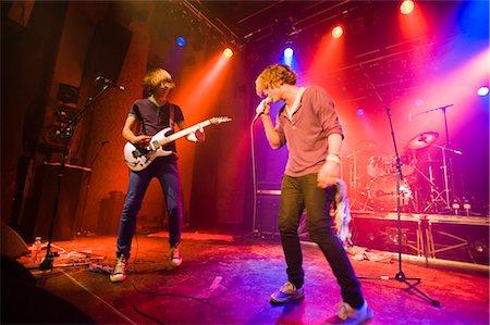 Rock Concert, Salzburger Land, Austria Stock Photo - Rights-Managed, Code: 700-02586008