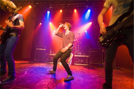Rock Concert, Salzburger Land, Austria Stock Photo - Rights-Managed, Code: 700-02586009