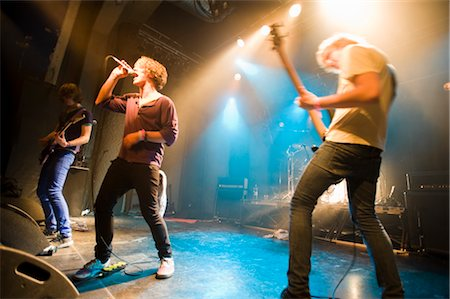 Rock Concert, Salzburger Land, Austria Stock Photo - Rights-Managed, Code: 700-02586011