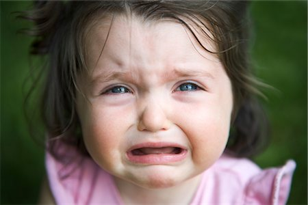 Girl Crying Stock Photo - Rights-Managed, Code: 700-02586121