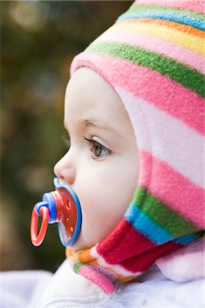 Portrait of Toddler Stock Photo - Rights-Managed, Code: 700-02586131