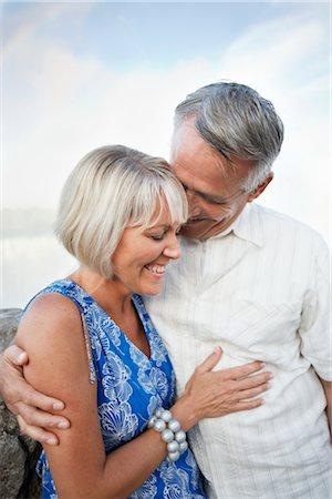 Couple at Niagara Falls, Ontario, Canada Stock Photo - Rights-Managed, Code: 700-02593661