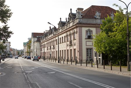 Miodowa Street, Old Town, Warsaw, Poland Stock Photo - Rights-Managed, Code: 700-02633778