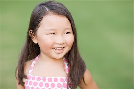 southeast asian - Portrait of Girl Stock Photo - Rights-Managed, Code: 700-02670779