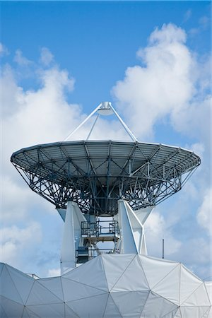 radio telescope - Satellite Dish, Florida, USA Stock Photo - Rights-Managed, Code: 700-02671081