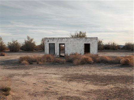 david zimmerman - Abandoned Building, Death Valley, California, USA Stock Photo - Rights-Managed, Code: 700-02694072