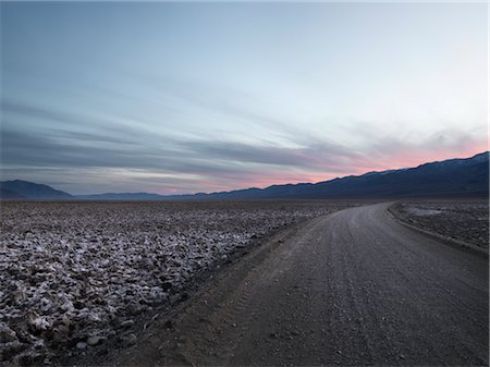 david zimmerman - Road Through Death Valley, California, USA Stock Photo - Rights-Managed, Code: 700-02694090