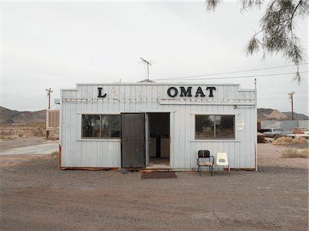 david zimmerman - Laundromat, Southern New Mexico, USA Stock Photo - Rights-Managed, Code: 700-02694091