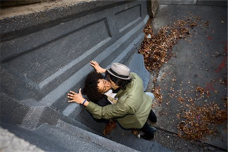 Couple Embracing Stock Photo - Rights-Managed, Code: 700-02738712