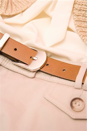 Belt, Pants and Blouse Stock Photo - Rights-Managed, Code: 700-02756413