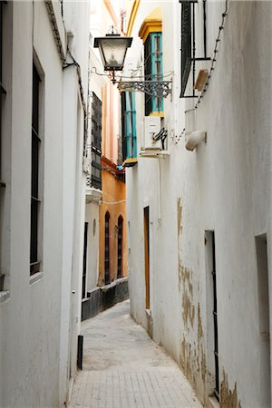 Street, Seville, Andalucia, Spain Stock Photo - Rights-Managed, Code: 700-02757475