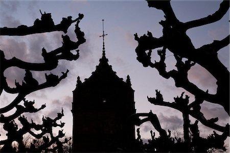 Royal Monastery of Santa Maria de Veruela, Zaragoza Province, Aragon, Spain Stock Photo - Rights-Managed, Code: 700-02757565