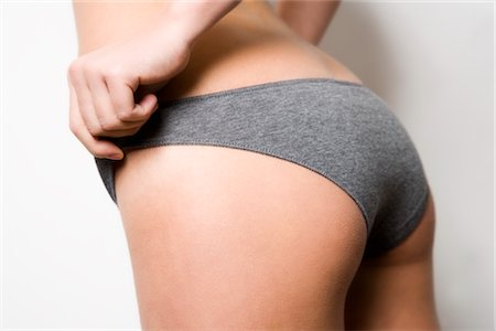 Close-up of Woman in Her Underwear Stock Photo - Rights-Managed, Code: 700-02798086