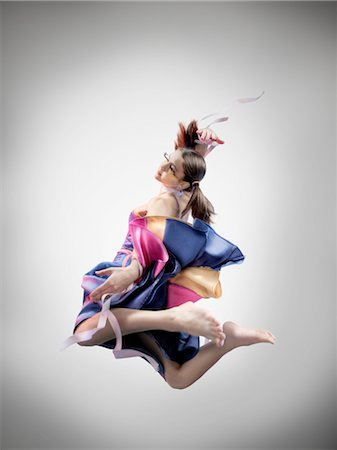 Portrait of Dancer Stock Photo - Rights-Managed, Code: 700-02833508