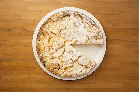 Apple Pie Stock Photo - Rights-Managed, Code: 700-02903774