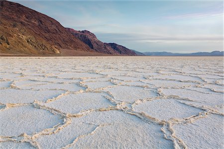 Badwater, Death Valley National Park, California, USA Stock Photo - Rights-Managed, Code: 700-02913161