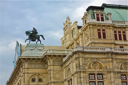 Vienna State Opera, Austria Stock Photo - Rights-Managed, Code: 700-02935523