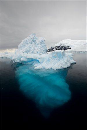 Iceberg, Antarctica Stock Photo - Rights-Managed, Code: 700-02967481