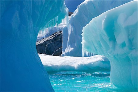 Iceberg, Antarctica Stock Photo - Rights-Managed, Code: 700-02967497