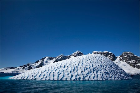 Iceberg, Antarctica Stock Photo - Rights-Managed, Code: 700-02967504