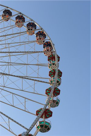 dpruter - Ferris Wheel, Prater, Vienna, Austria Stock Photo - Rights-Managed, Code: 700-02990045