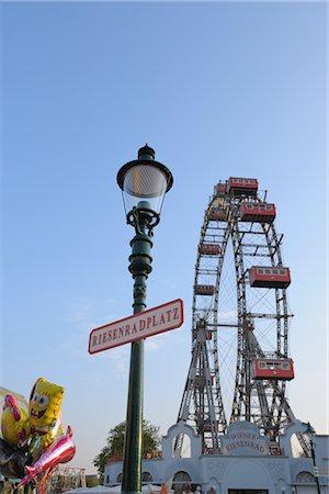 dpruter - Ferris Wheel, Prater, Vienna, Austria Stock Photo - Rights-Managed, Code: 700-02990040