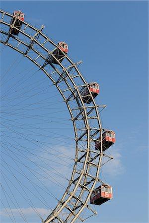 dpruter - Ferris Wheel, Prater, Vienna, Austria Stock Photo - Rights-Managed, Code: 700-02990041