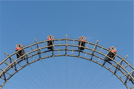 dpruter - Ferris Wheel, Prater, Vienna, Austria Stock Photo - Rights-Managed, Code: 700-02990042