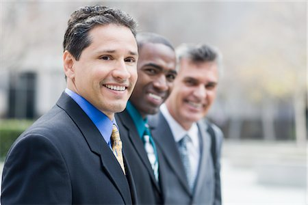 Group Portrait of Businessmen Stock Photo - Rights-Managed, Code: 700-03004044