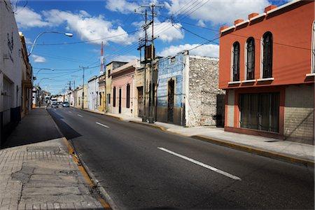 Merida, Yucatan, Mexico Stock Photo - Rights-Managed, Code: 700-03004303